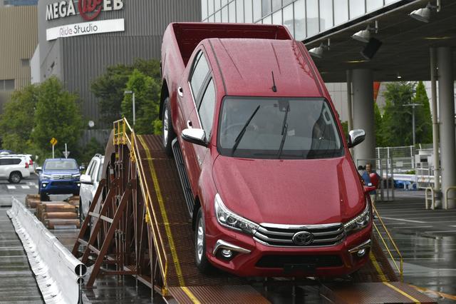 画像3: トヨタ、ハイラックスを13年ぶりに日本市場へ導入