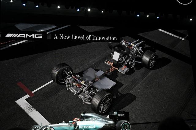 画像: F1マシンのテクノロジーをふんだんに採用しているものの、エンジンは長寿命化が図られている。