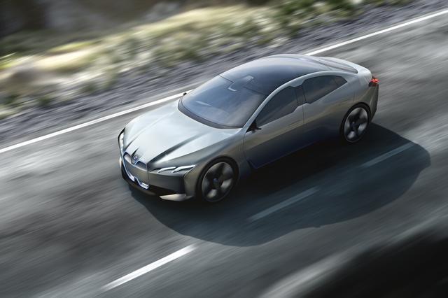 画像: 【フランクフルト国際モーターショー】動画速報、BMW i Vision Dynamics ワールドプレミア