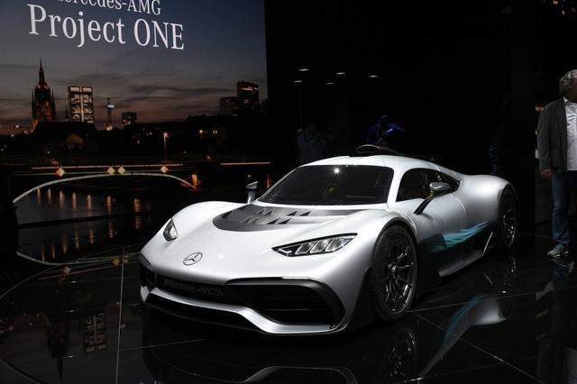 画像: 1.6L V6エンジンという、F1マシンと同じエンジンというだけでワクワクしてしまう。