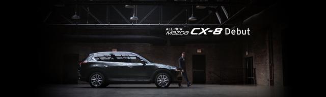 画像: 【MAZDA】新型 CX-8|クロスオーバー SUV – マツダ