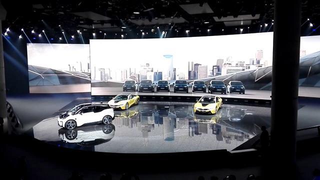画像: BMW on Stage 3 i3 自動運転デモンストレーションオチ youtu.be