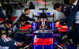 画像: Scuderia Toro Rosso。