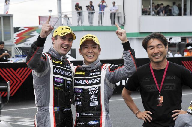 画像: この3人の笑顔、久しぶりに見た気がします