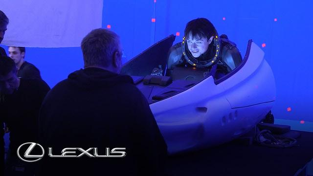 画像: How the Lexus SKYJET was made youtu.be