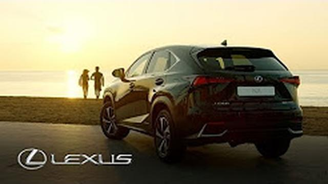画像: LEXUS EUROPE - YouTube