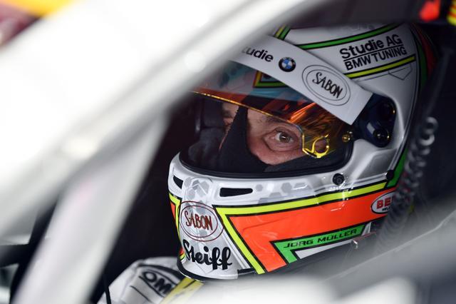 画像: GT300:Q1最速タイムは7号車BMWヨルグ・ミューラー、Q2荒聖冶が2番手でフロントロゥ獲得