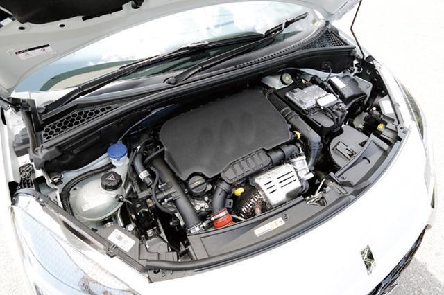 画像: 評判のいい1.2L ターボエンジンで、走りは活発。