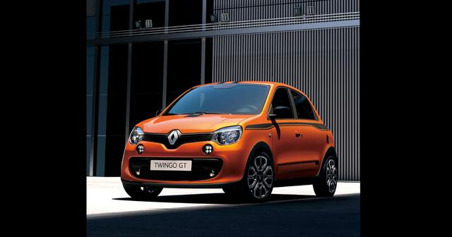 画像: Renault Japon | ルノー トゥインゴ GT