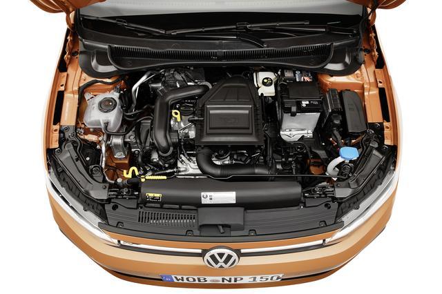 画像: もっともパワフルな3気筒4バルブエンジンが115PS の1.0 TSI 。このエンジンは、7 速DSG。最⼤出⼒は115ps/5500rpm で、最大トルクは200Nm/2,000〜3,500rpm 。燃料はハイオク(95RON)。