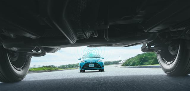 画像: トヨタ ヴィッツ | トヨタ自動車WEBサイト