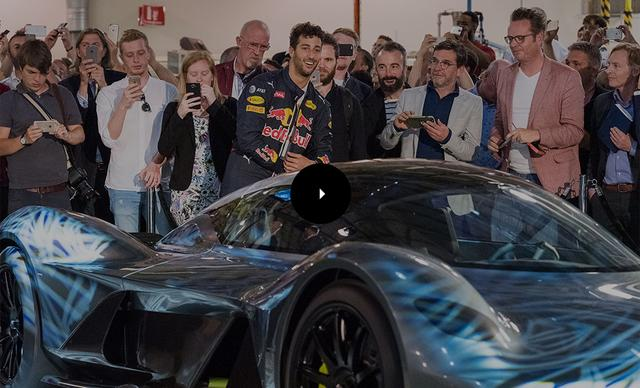 画像: Aston Martin Valkyrie   Aston Martin