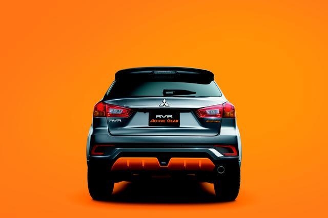 画像: RVRの安全装備充実に、加え特別仕様車設定