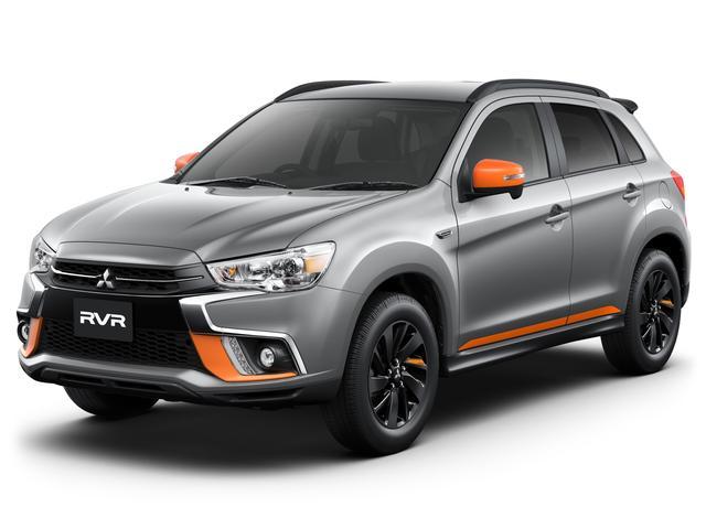 画像: 【三菱】「RVR」に特別仕様車「ACTIVE GEAR」を設定して発売