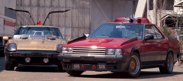 画像: 【トピックス】君は『西部警察』を覚えているか? 秘蔵のマシン群を特別取材!