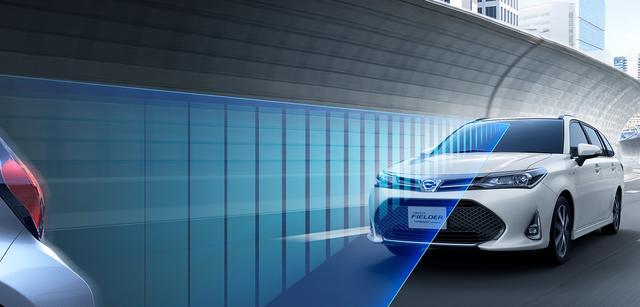 画像: トヨタ カローラ フィールダー | トヨタ自動車WEBサイト