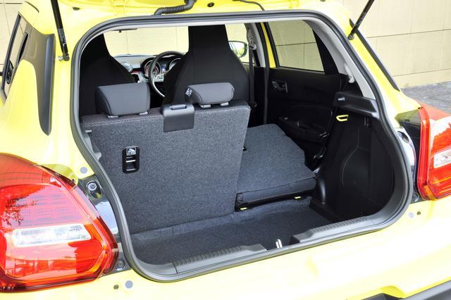 画像5: 3ナンバーボディだが室内寸法は標準車並み