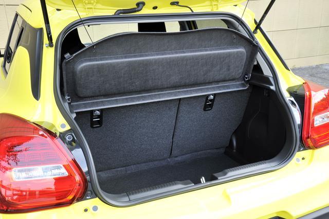 画像4: 3ナンバーボディだが室内寸法は標準車並み