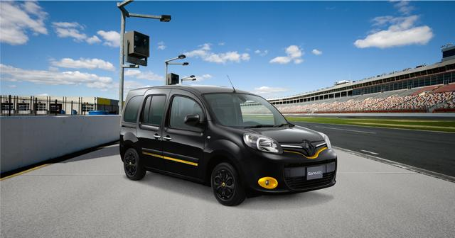 画像: Renault Japon | ルノー カングー フォーミュラ エディション