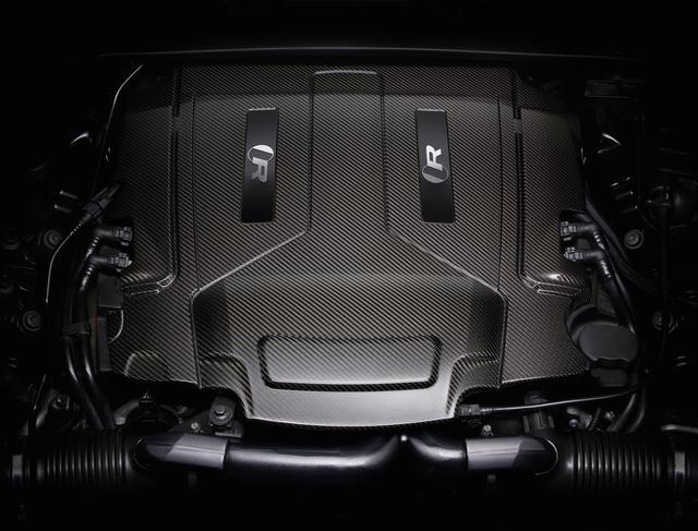 画像: ジャガーXJ史上、もっともパワフルなエンジンとなる