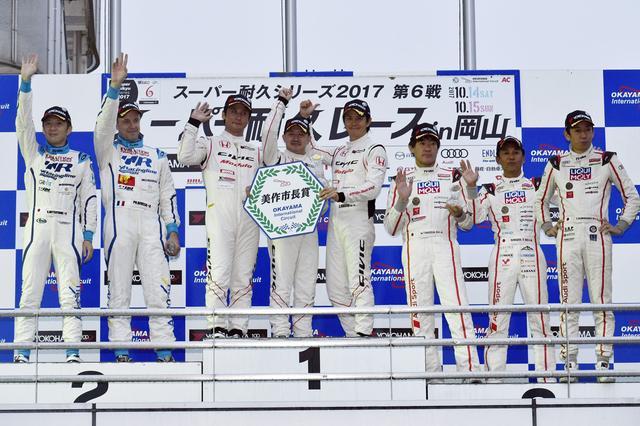 画像5: Modulo CIVIC TCRが年間王者に輝く 【スーパー耐久選手権 Rd06】in 岡山国際サーキット
