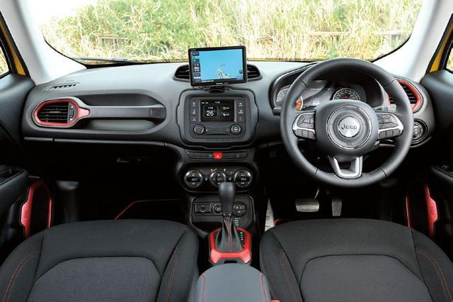 画像: トレイルホークに装備される4WDシステムは、路面状況に応じて適切なモードを選択する本格派だ。