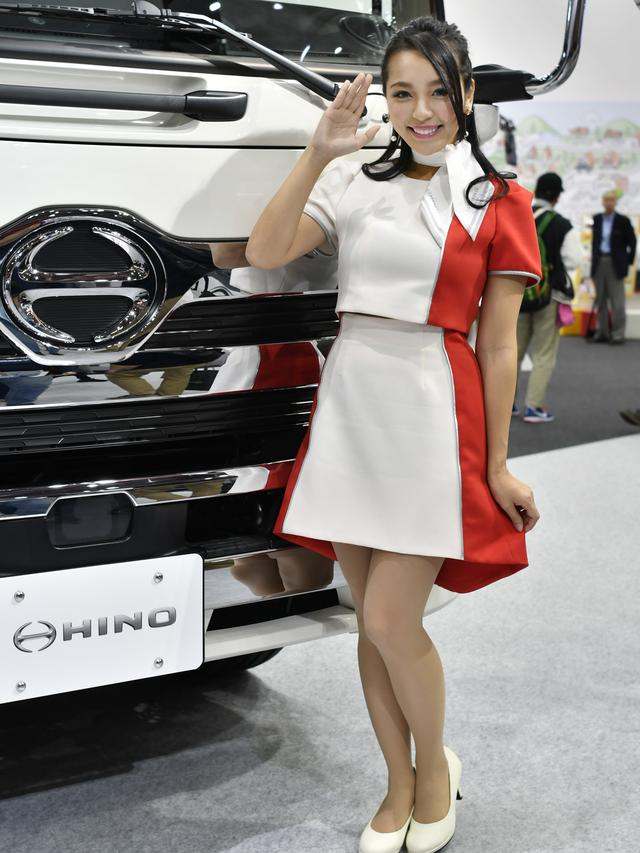 画像: HINO
