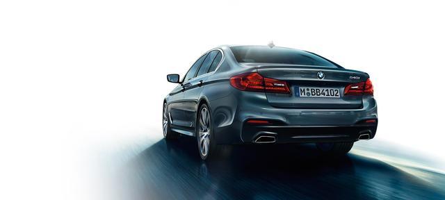 画像: BMW 5シリーズ セダン:イントロダクション