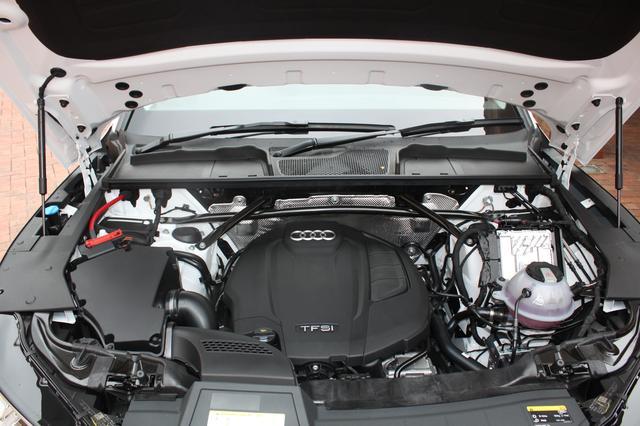 画像: 2.0TFSIエンジンは252ps/370Nmを発生。トランスミッションは7速Sトロニック(DCT)となる。
