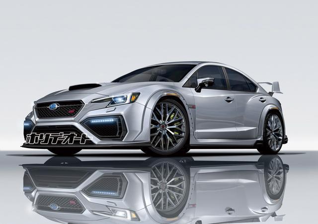 画像: 開発は兄弟車でもある次期レヴォーグとWRX S4が先行しているとの情報。両車は2019年の発売がマストだ。