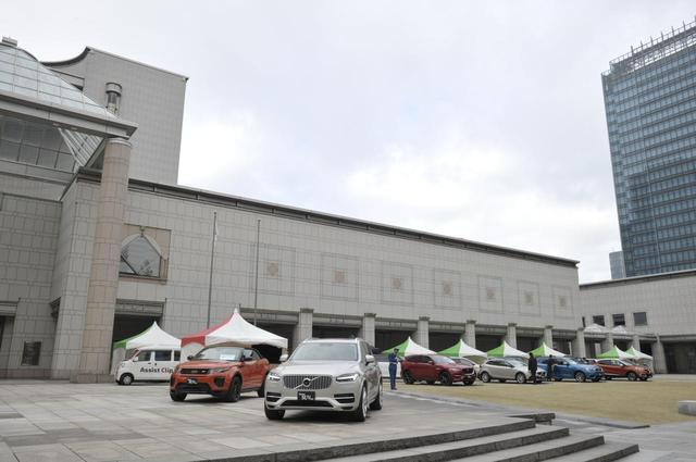 画像: プレミアムSUVフェアは11月25-26日開催(写真は昨年のイベントの様子)。