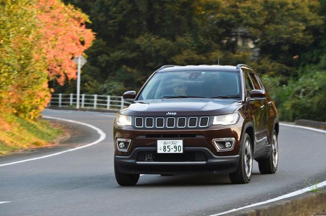 画像: 全長4400mm、全幅1810mmというサイズ感が日本の道路事情にもちょうどいい。