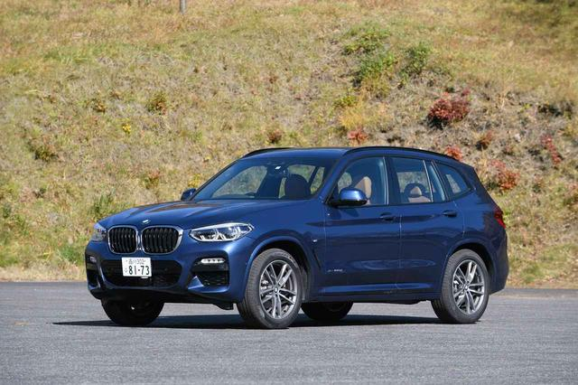 画像: BMW X3