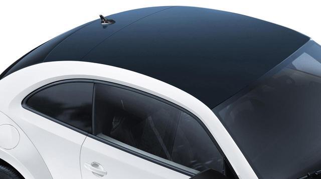 画像: ブラックペイントルーフ/ダークティンテッドガラス(リヤ/リヤ左右、UVカット機能付)/ウインドーフレーム。