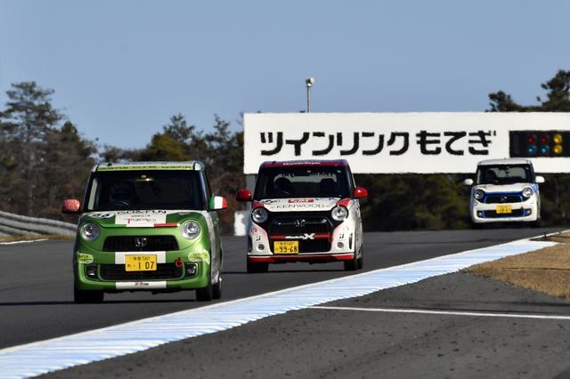 画像: 66号車GO&FUN HTRチームが速さと巧さと美しさ(?)で勝利!