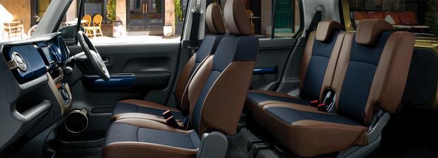 画像2: スズキ・ハスラーに安全装備充実の特別仕様車を設定