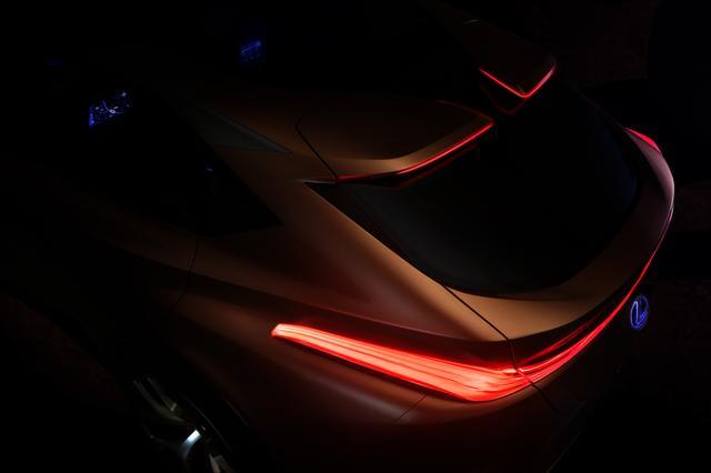 画像: Lexus LF-1 Limitless。クーペ風のリアエンドを持つクロスオーバー!?。