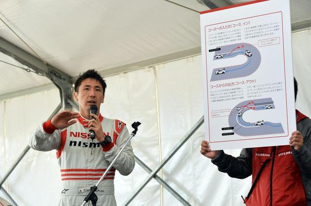画像: NISMOドライビングアカデミーは、座学から実践までの講師をすべてプロドライバーが担当してくれる。