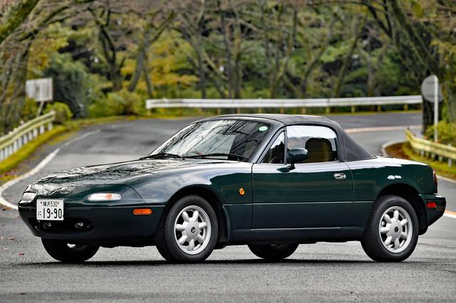 画像: 取材車のグレードは、1990年7月に追加されたVスペシャル。