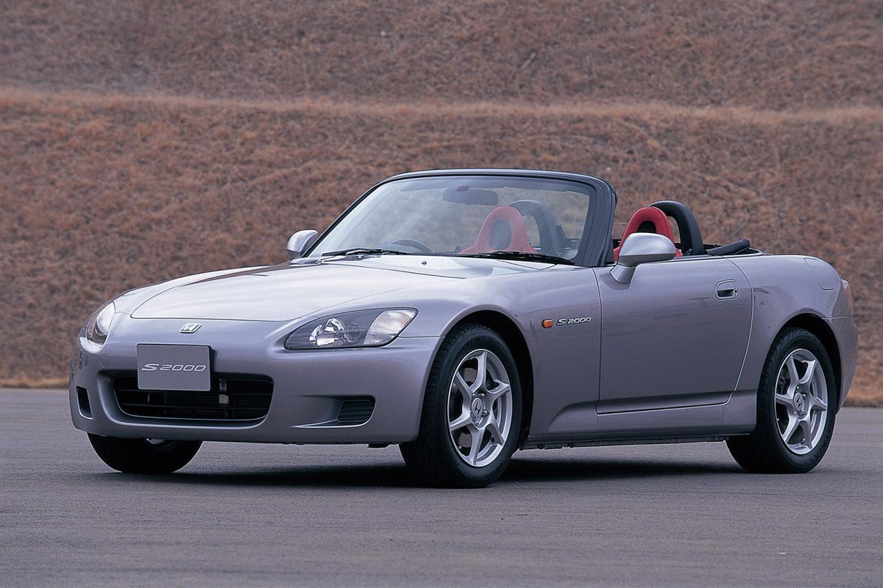 画像: 1999年にデビューしたS2000の初期型はAP1と呼ばれた。