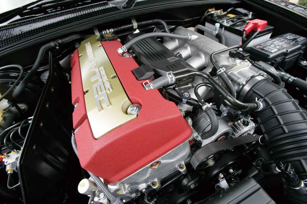 画像: S2000のエンジン排気量を200ccアップさせ、実用性を向上。