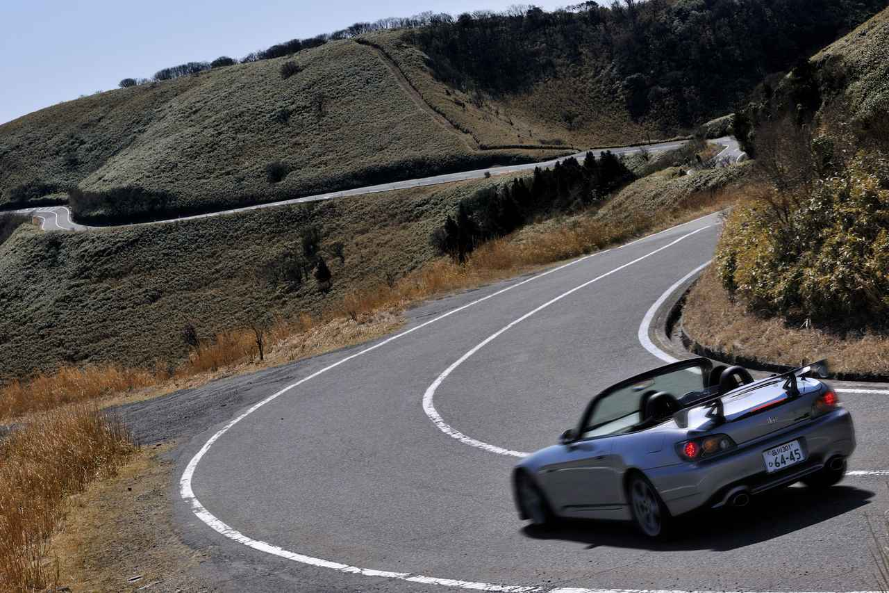 画像: タイプRの条件はサーキットでの速さ。ではS2000に欠けていたものとはなにか