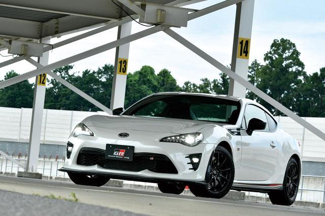 """画像: 2017年9月19日から活動を開始したトヨタの新スポーツブランド「GR」。そのファミリーに待望の86""""GR""""が加わった。いわゆる限定車ではない、れっきとしたカタログモデルにして、あの86""""GRMN""""直系のクラス最速FRスポーツである。"""