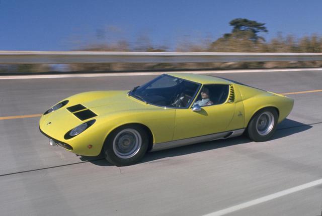 画像: 1970年代半ば、ランボルギーニ・ミウラなどのスーパーカーに当時の小中高生は心動かされた。