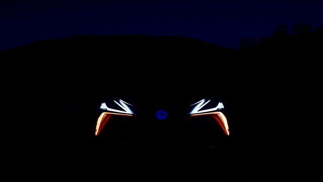 画像: 2018年のデトロイトショーで公開される「Lexus LF-1 Limitless」。