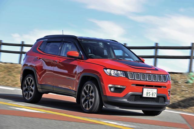 画像: 4WDのリミテッドより100kg以上軽いので走りは軽快。女性にも扱いやすいと竹岡レポーター。