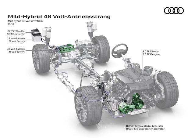 画像: シンプルな構造で燃費の改善やモーター出力、エネルギー回生効率の向上などメリットが多い。