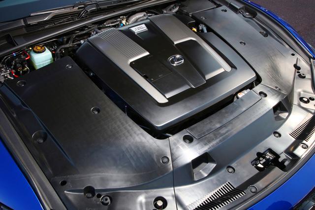 画像: 新世代の3.5リッターV6ツインターボエンジン。310kW(422ps)という最高出力と600Nm(61.2kgm)という最大トルクを達成しながら、燃費は10・15モードで10.2km/Lを達成。
