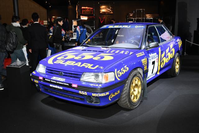 画像: 1990年にWRCに初参戦。以来、優勝することができなかったレガシィRSだが、インプレッサにバトンタッチする直前、1993年ニュージーランドラリーで宿願だった初優勝を飾る。ドライバーのコリン・マクレーにとっても、これがWRC初優勝となった。