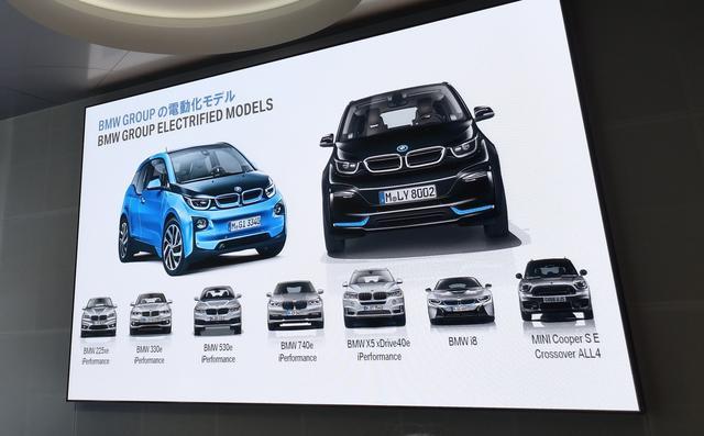 画像: 2025年までに電動化モデルを25車種投入する。そのうち12車種がピュアEVとのことだ。